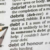 Writing Off Bank Loans Lending Financial